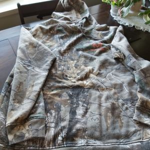 REALTREE Camouflage  hoodie//B3A